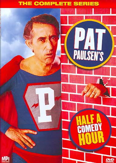 PAT PAULSEN HALF A COMEDY HOUR BY PAULSEN,PAT (DVD)