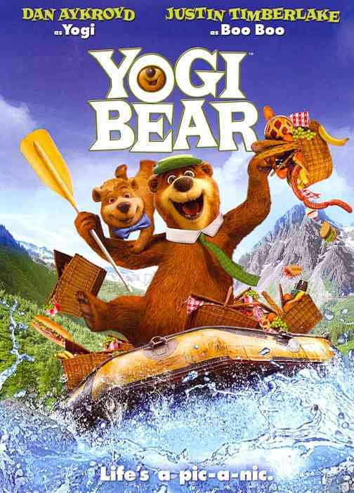 YOGI BEAR BY YOGI BEAR (DVD)