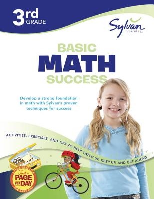 3rd Grade Basic Math Success By Sylvan Learning